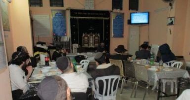 כינוס מיוחד בישיבת פלורנטין בתל אביב