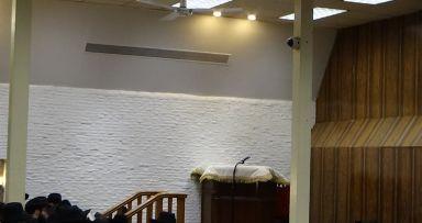 פורים משולש בבית משיח 770