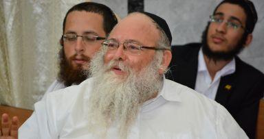 הרב חיים לוי יצחק גינזבורג . תמונות