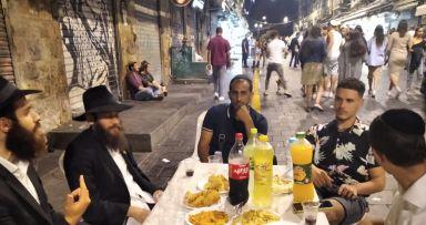 גם השבוע: פעילות משיח בשוק מחנה יהודה