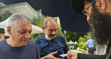 חיפה: פעילות שבע מצוות בכנס האחמדים