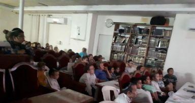 אירועי חג בשכונת נוה רבין אור יהודה