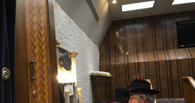 פרשת ויקרא בבית משיח - גלריה