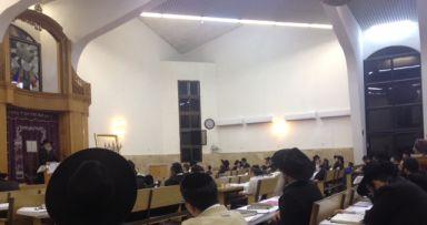 כינוס תורה בצפת