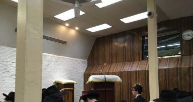 פרשת ויחי בבית משיח-גלריה